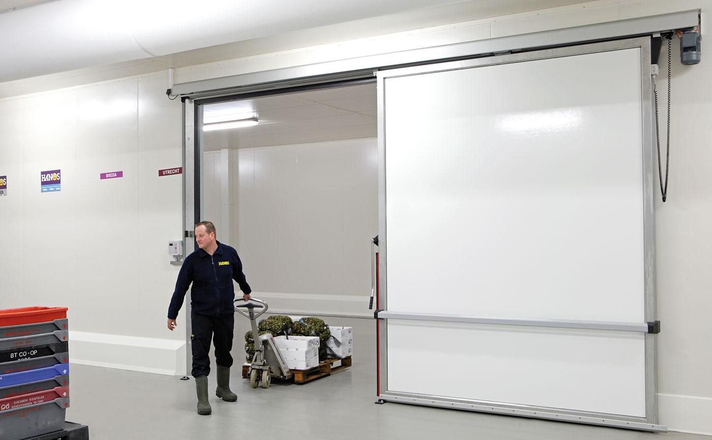 Stainless Steel Doors Salco Insulated Doors Llc